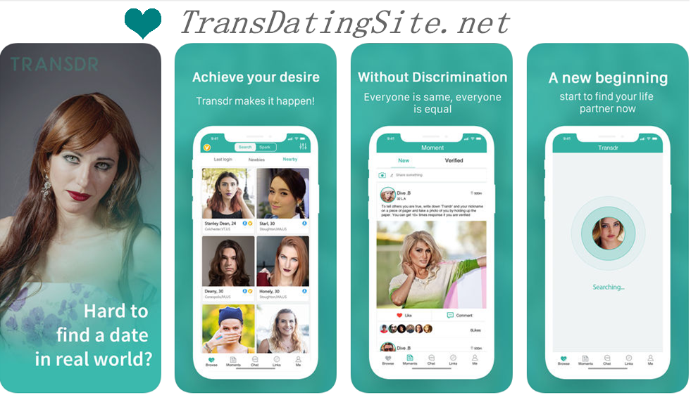 Trans Dating Apps are more Popular than Trans Dating Site